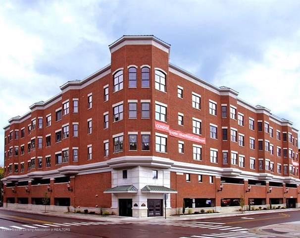 600 E Albert Avenue #310, East Lansing, MI 48823 (MLS #630000239742) :: The Toth Team