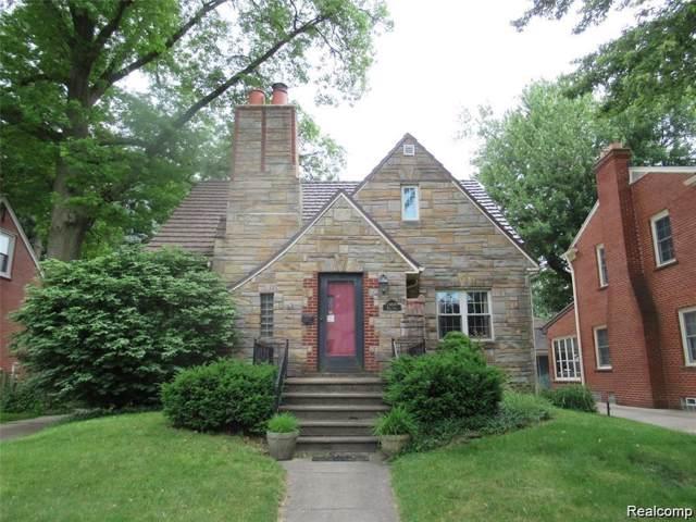 24849 Ward Street, Dearborn, MI 48124 (#219082222) :: RE/MAX Classic