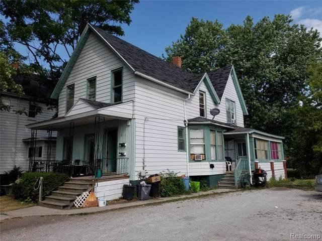811 Pine Street, Port Huron, MI 48060 (#219082314) :: The Mulvihill Group