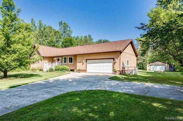 6604 Sparling Road, Kimball Twp, MI 48074 (#219082359) :: RE/MAX Classic