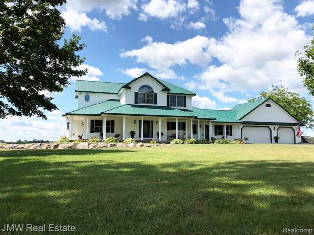 8426 Oak Road, Millington Twp, MI 48746 (#219082363) :: The Buckley Jolley Real Estate Team