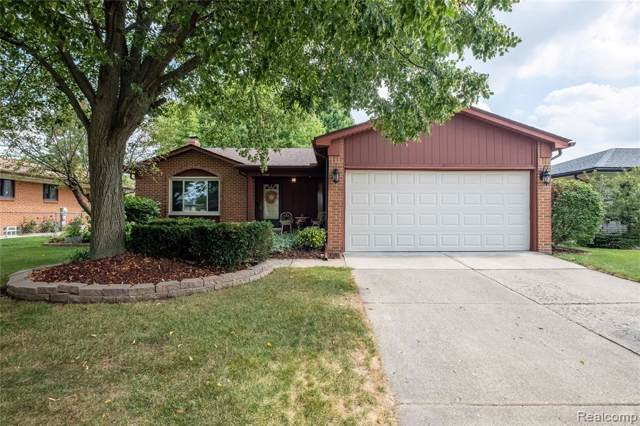 39538 Timberlane Drive, Sterling Heights, MI 48310 (#219082373) :: Alan Brown Group
