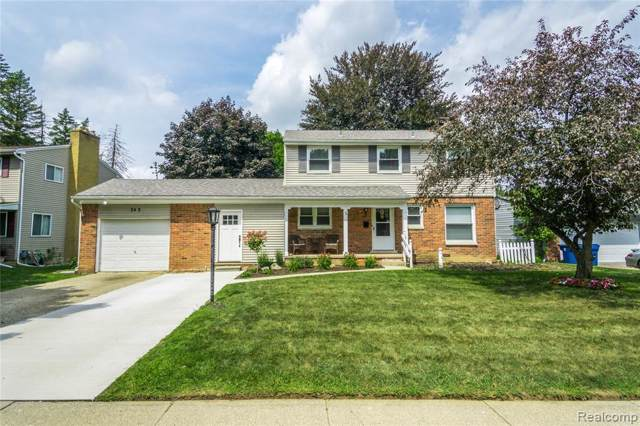 343 Old Bridge Road, Grand Blanc, MI 48439 (#219082388) :: GK Real Estate Team