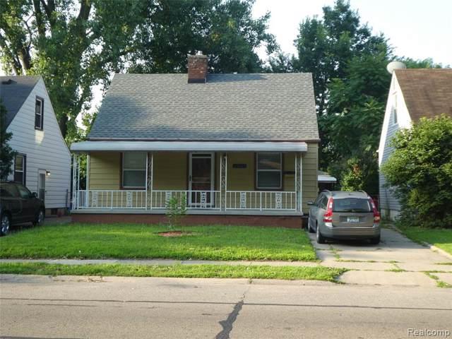 34321 Annapolis Street, Wayne, MI 48184 (MLS #219082401) :: The Toth Team