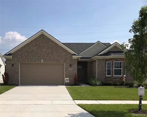 5008 Westminster Drive, Dundee Vlg, MI 48131 (MLS #219082420) :: The Toth Team