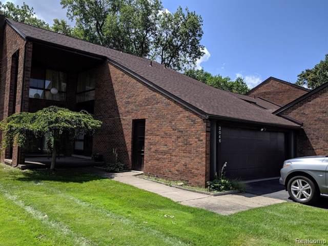 3046 Lindenwood Drive, Dearborn, MI 48120 (#219082437) :: The Alex Nugent Team   Real Estate One