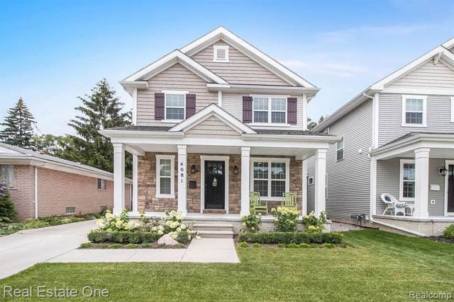 4081 Oakshire Avenue, Berkley, MI 48072 (#219082478) :: Alan Brown Group