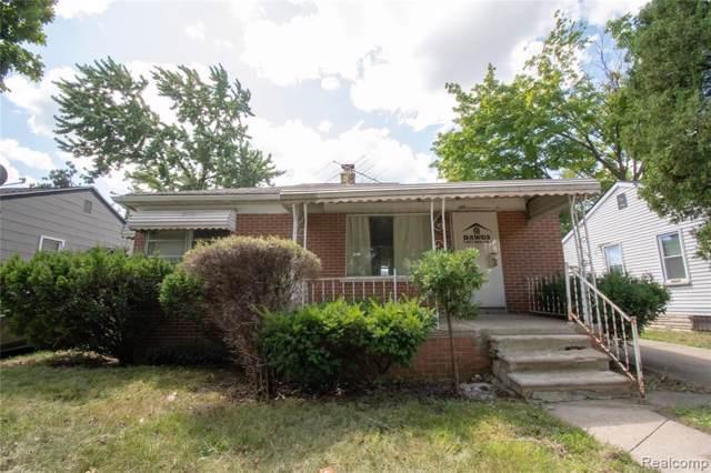 8640 Bliss Street, Detroit, MI 48234 (#219082489) :: Alan Brown Group