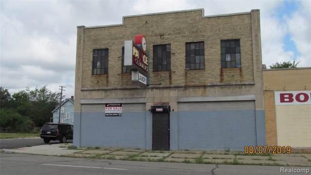 14801 Kercheval Street, Detroit, MI 48215 (MLS #219082504) :: The Toth Team