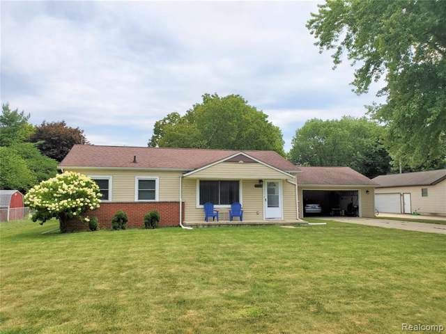 11475 Dewitt Road, Van Buren Twp, MI 48111 (MLS #219082580) :: The Toth Team