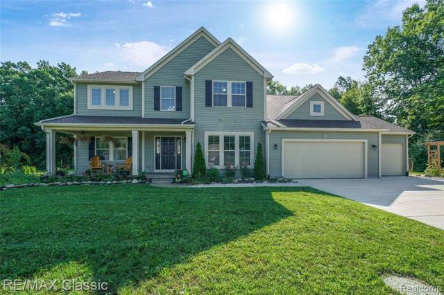 5554 Gem Drive, Oceola Twp, MI 48855 (#219082607) :: The Buckley Jolley Real Estate Team