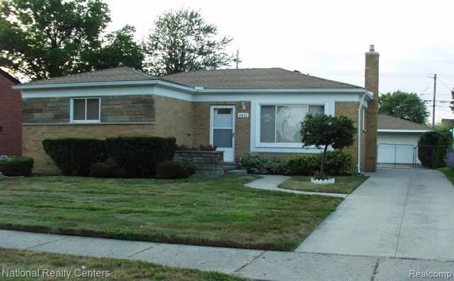 8415 Darlene Street, Warren, MI 48093 (#219082615) :: RE/MAX Classic