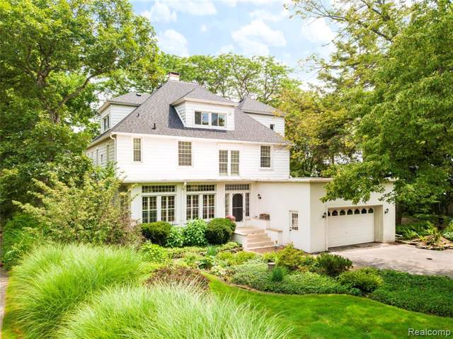 28059 Elba Drive, Grosse Ile Twp, MI 48138 (#219082660) :: The Buckley Jolley Real Estate Team