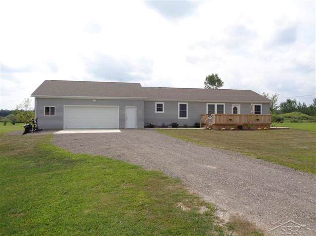 19545 W Townline Road, ST CHARLES TWP, MI 48655 (MLS #61031390737) :: The Toth Team