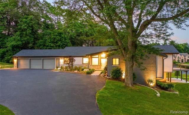 132 Linda Court, Bloomfield Hills, MI 48304 (#219082716) :: RE/MAX Classic