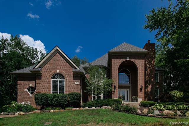 47964 Andover Drive, Novi, MI 48374 (#219082725) :: The Mulvihill Group
