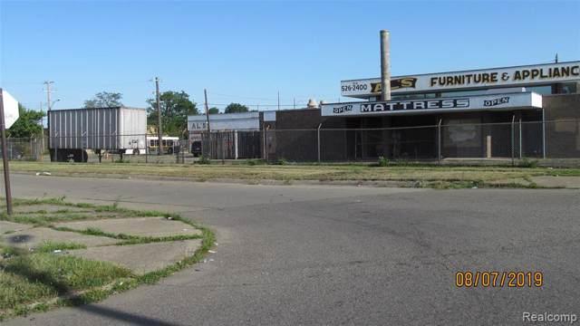 11511 Kelly Road, Detroit, MI 48224 (#219082768) :: GK Real Estate Team