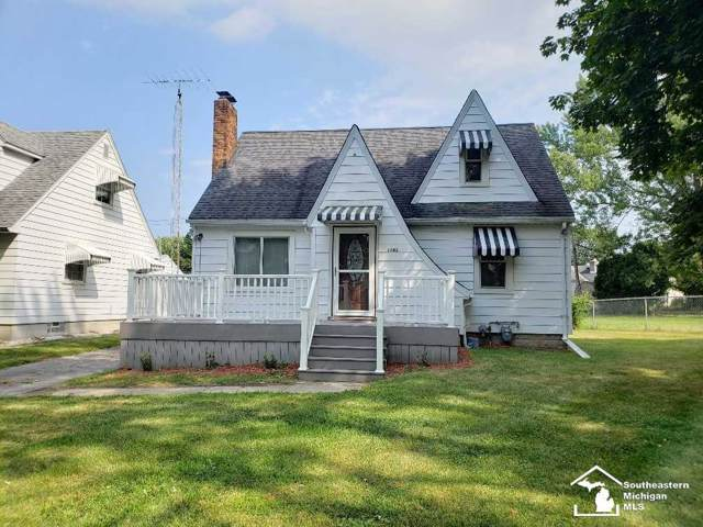 1940 Hollywood, Frenchtown Twp, MI 48162 (#57031390786) :: The Mulvihill Group