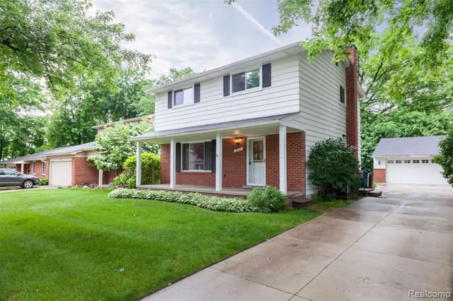 510 Melody Crt, Royal Oak, MI 48073 (#219082853) :: The Buckley Jolley Real Estate Team