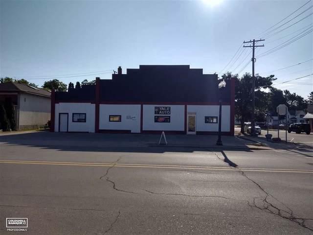 20 S Main Street, Yale, MI 48097 (#58031390805) :: Team Sanford