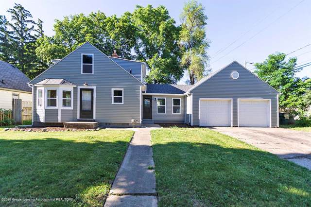 1805 W Shiawassee Street, Lansing, MI 48915 (MLS #630000239809) :: The Toth Team