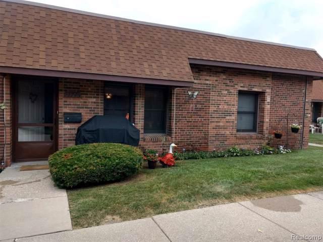 22745 Garfield Street, Saint Clair Shores, MI 48082 (#219082891) :: Alan Brown Group