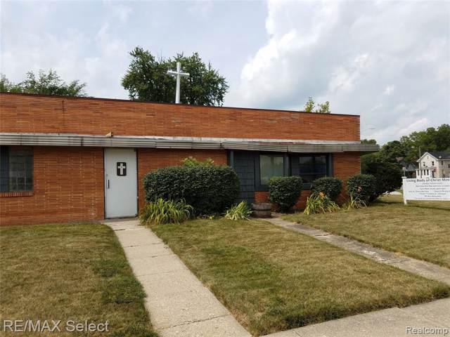 1665 N Chevrolet Avenue N, Flint, MI 48504 (#219082896) :: Alan Brown Group