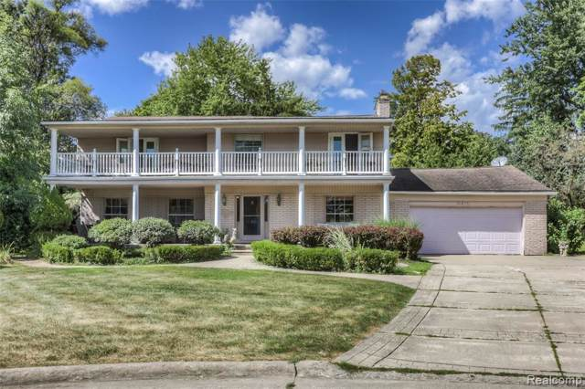 31255 Downing Pl, Beverly Hills Vlg, MI 48025 (#219082910) :: Keller Williams West Bloomfield