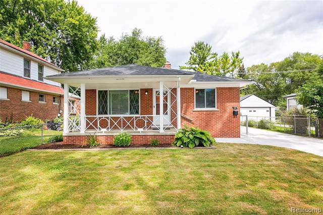 84 W Evelyn Avenue, Hazel Park, MI 48030 (#219082913) :: RE/MAX Nexus
