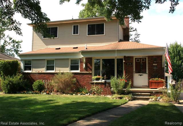 28170 N Clements Circle, Livonia, MI 48150 (#219082969) :: RE/MAX Classic