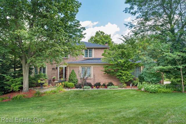 12728 Haverhill Drive, Plymouth Twp, MI 48170 (#219083035) :: The Buckley Jolley Real Estate Team