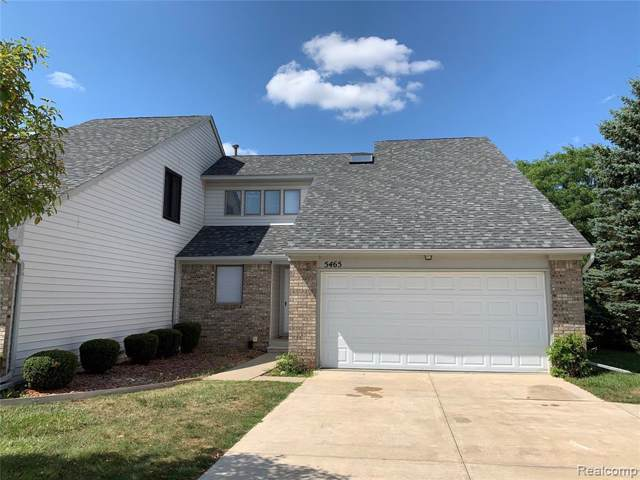 5465 Country Rose Circle, Grand Blanc Twp, MI 48439 (#219083092) :: RE/MAX Classic