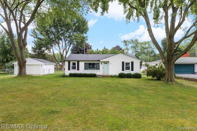 1138 Orchid Street, Waterford Twp, MI 48328 (#219083109) :: The Buckley Jolley Real Estate Team