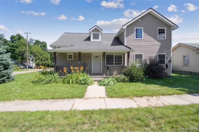 603 Fleming Street, Howell, MI 48843 (#219083146) :: The Buckley Jolley Real Estate Team