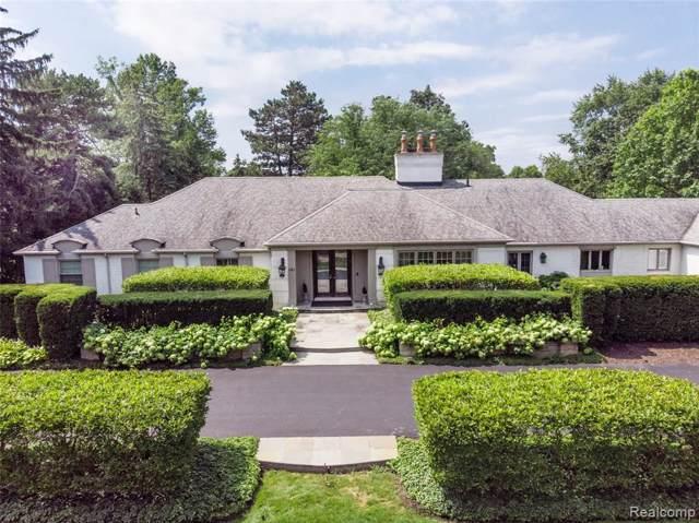 191 Marblehead Drive, Bloomfield Hills, MI 48304 (#219083185) :: RE/MAX Classic