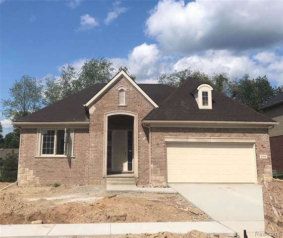 3168 Fortune Lane, Commerce Twp, MI 48390 (#219083236) :: Alan Brown Group