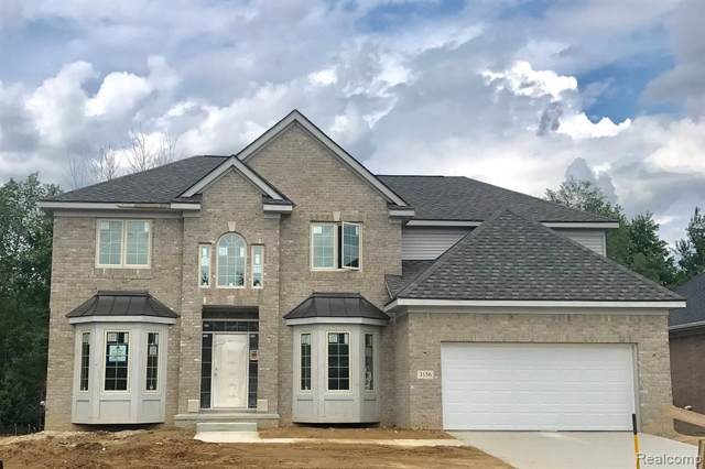 3156 Fortune Lane, Commerce Twp, MI 48390 (#219083239) :: Alan Brown Group