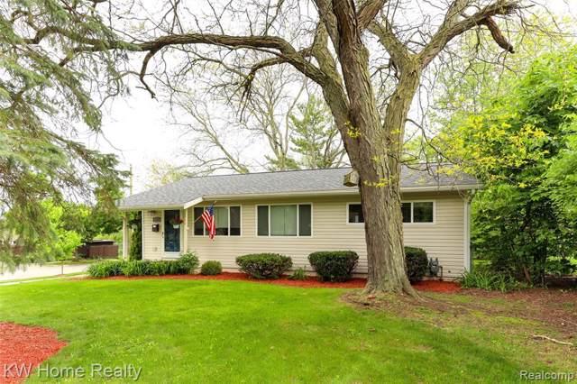1800 Hatcher Crescent, Ann Arbor, MI 48103 (#219083250) :: RE/MAX Classic