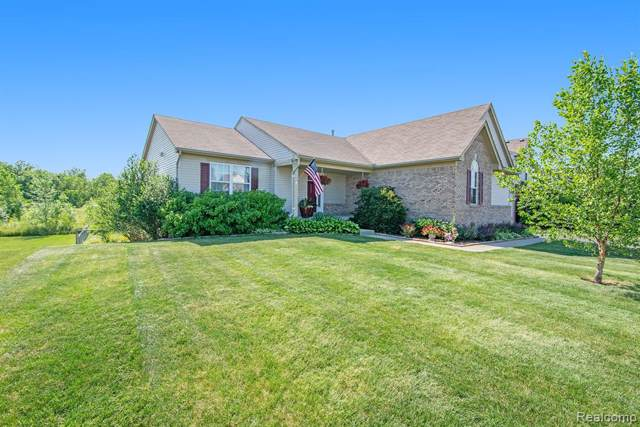1436 Sand Piper Drive, Mundy Twp, MI 48439 (#219083257) :: GK Real Estate Team