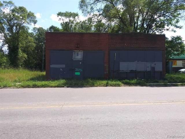 20731 Fenkell Street, Detroit, MI 48223 (#219083264) :: RE/MAX Classic