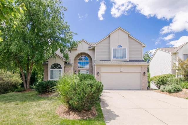 5847 Cedar Ridge Drive, Scio Twp, MI 48103 (#543268053) :: The Buckley Jolley Real Estate Team