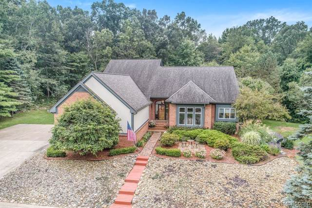 472 Courtney Road, Addison Twp, MI 48367 (#219083361) :: The Buckley Jolley Real Estate Team