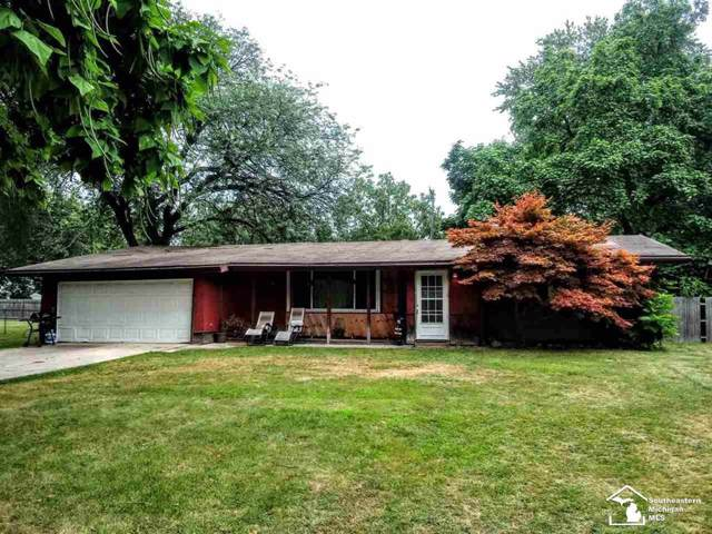 3123 Grandview, Frenchtown Twp, MI 48162 (#57031390964) :: The Mulvihill Group
