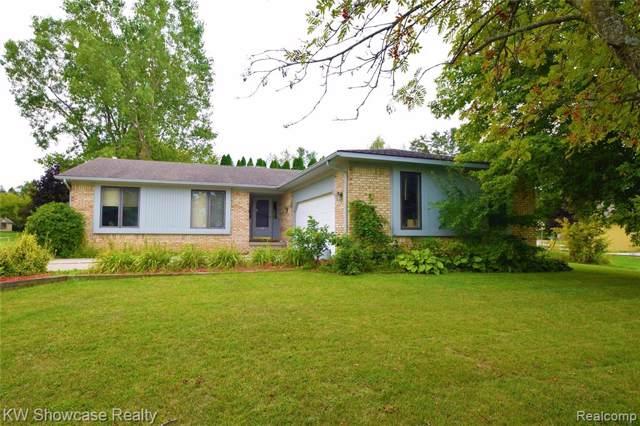 1090 Eagle Nest Drive, Rochester, MI 48306 (#219083425) :: The Alex Nugent Team | Real Estate One