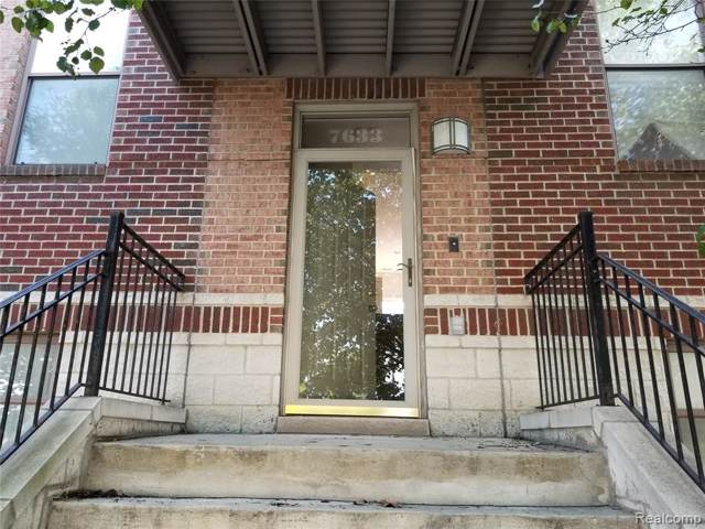 7633 Woodward Avenue, Detroit, MI 48202 (#219083467) :: The Buckley Jolley Real Estate Team