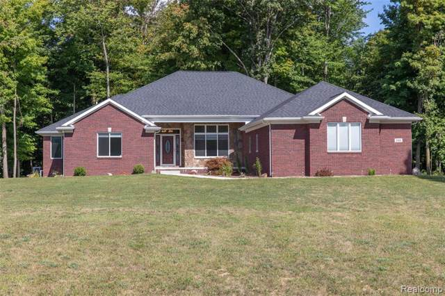 295 Regional Way, Imlay Twp, MI 48444 (MLS #219083484) :: The Toth Team