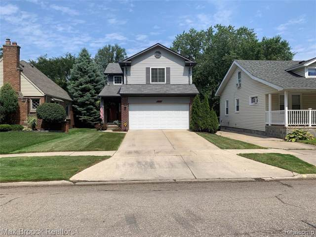 221 E Chesterfield Street, Ferndale, MI 48220 (#219083503) :: Alan Brown Group