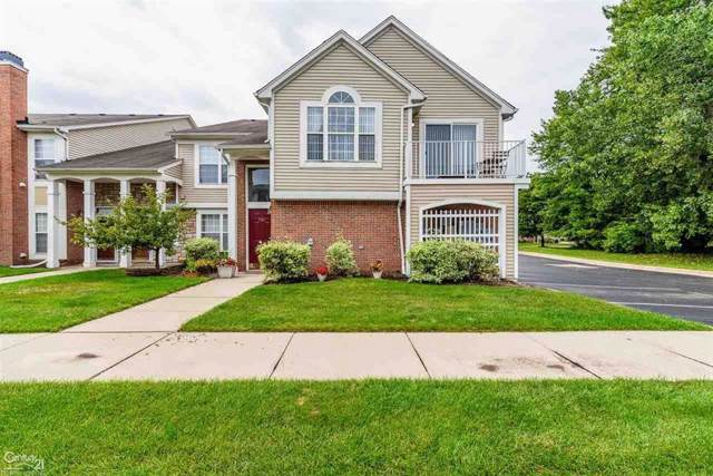 5387 Pine Aires Dr, Sterling Heights, MI 48314 (MLS #58031390992) :: The Toth Team