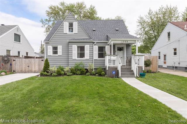 1944 Bacon Avenue, Berkley, MI 48072 (#219083512) :: Alan Brown Group