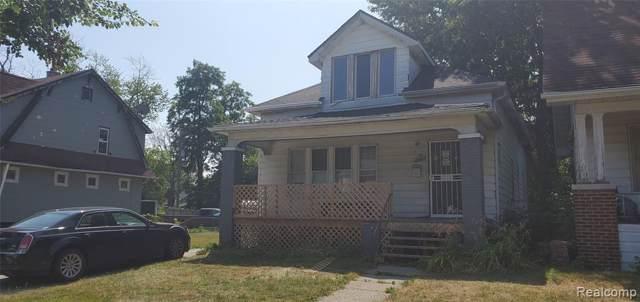 285 Philip Street, Detroit, MI 48215 (MLS #219083530) :: The Toth Team